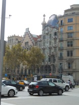 1 Casa Batllo from the street