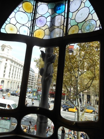 10 Window onto the street