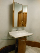 15 Bathroom - could pass for 21st C