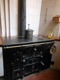 32 Kitchen - early AGA