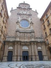 Basilica forecourt